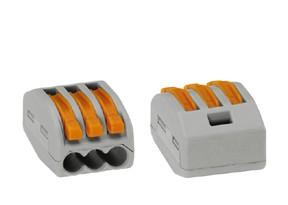 ALKW-003 系列CAN总线三通(T型)电缆连接器
