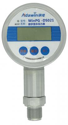数字显示压力表WinPG-DS021
