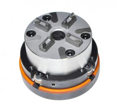 JS-2001-EDM 气动快速基准夹头(带可调试转接板)