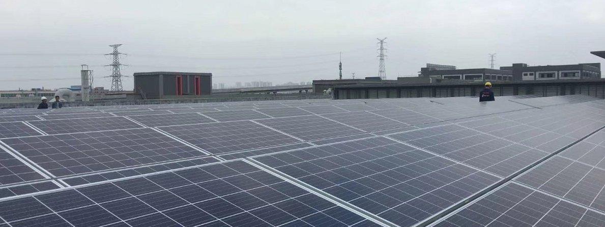 江门工业光伏发电项目