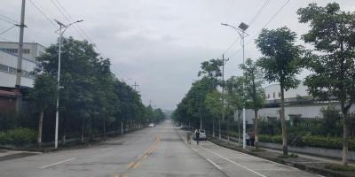 重庆太阳能路灯改造工程