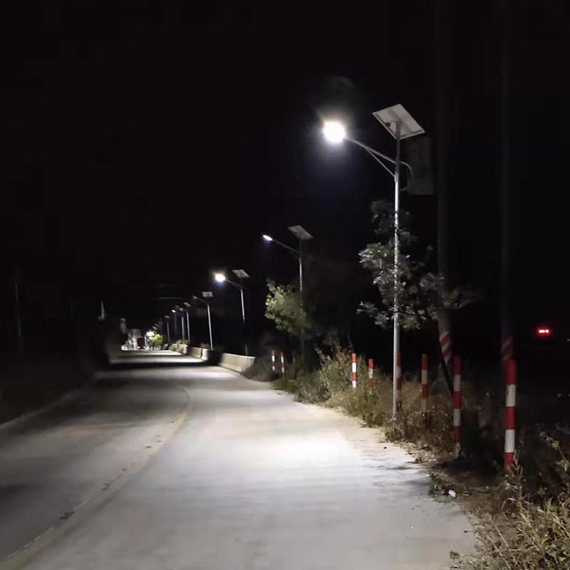 广东汕头太阳能路灯项目