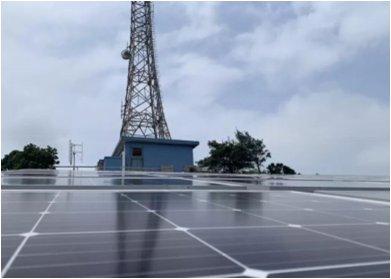 通讯基站光储供电系统-部分案例