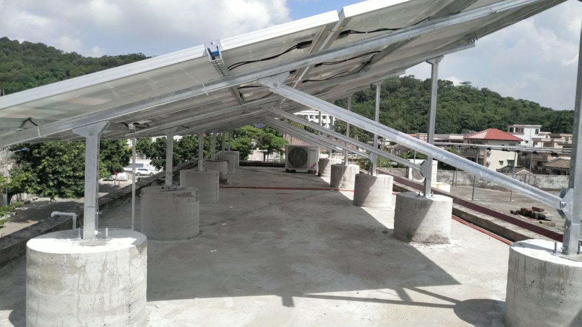 中山南头居民光伏发电项目