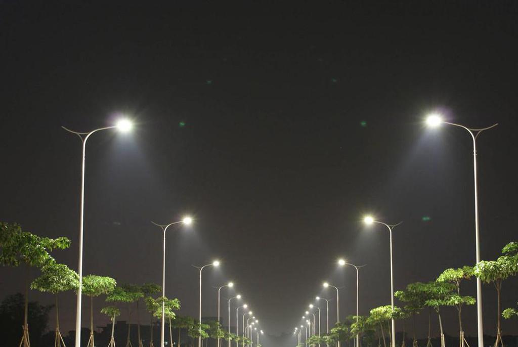 诺比节能助推内蒙市政照明绿色发展