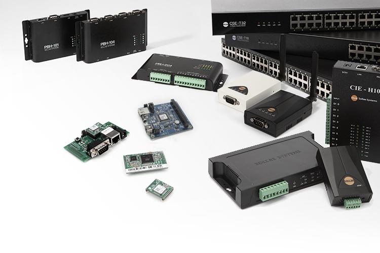 eztcp串口服务器产品系列