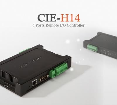 CIE-H14 4端口远程IO控制器