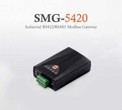 SMG-5420 RS485/422Modbus网关