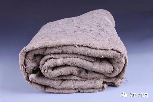 毛泽东同志用过的棉絮