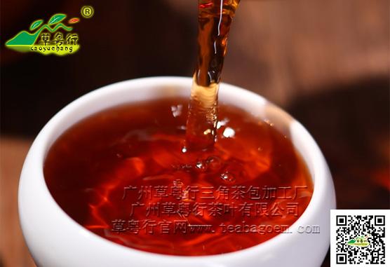 草粤行茶文化研究顾问带你一起认识认识茶中暗语