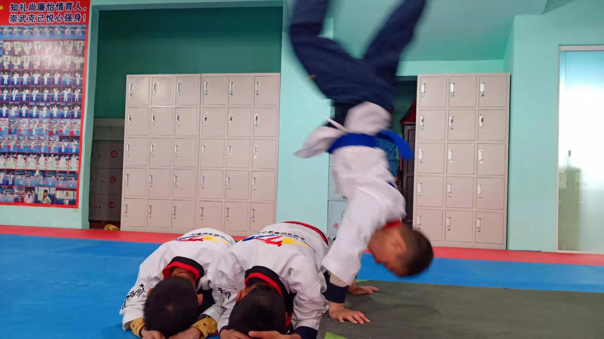 第45期(2020)韩国搏击跆拳道、少儿快乐武术、中国散打和踢拳运动专业收费标准