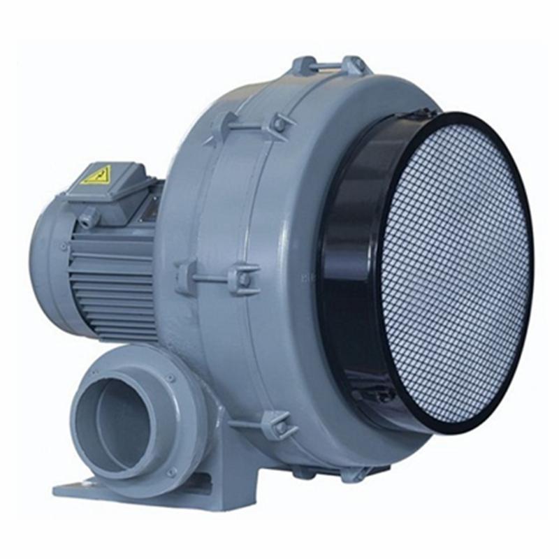 鼓风机1.5Kw透浦多段式鼓风机HTB100-203