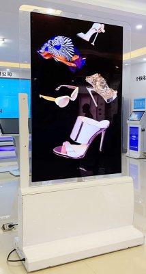 55寸超薄双面OLED广告机     VLT550-OLED-DUAL