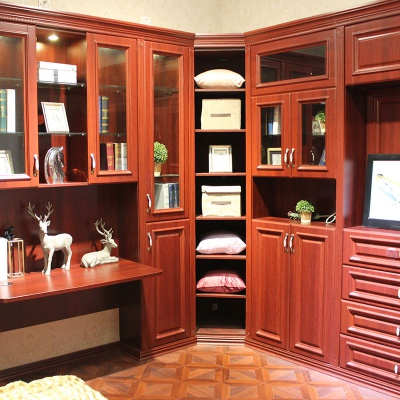 杭州上門定制木質整體衣柜衣帽間 走入式衣柜簡約現代奢華型衣柜