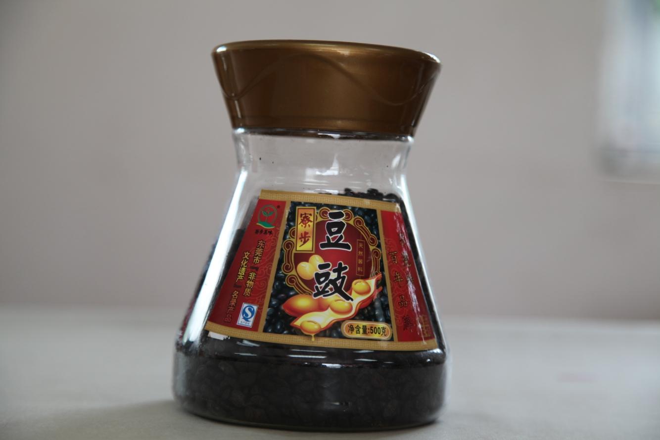 豆豉 500克