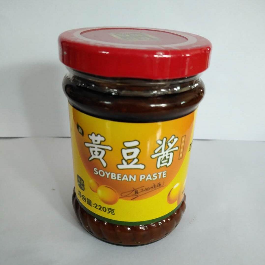 黄豆酱220g
