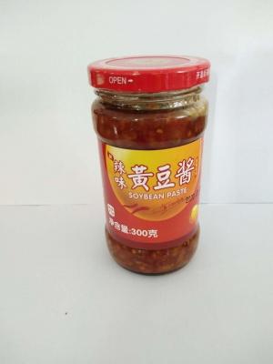 辣味黄豆酱300g