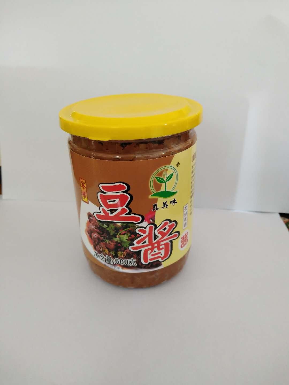 豆酱  600克