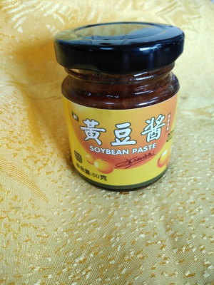 黄豆酱60g