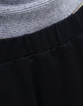 韩版新款女装针织连衣裙春季韩版长袖修身休闲两件套春季修身显瘦时尚休闲针织连衣裙套装