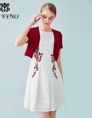 夏季新款女装短袖针织外套空调衫短款短袖新品外套开衫空调衫