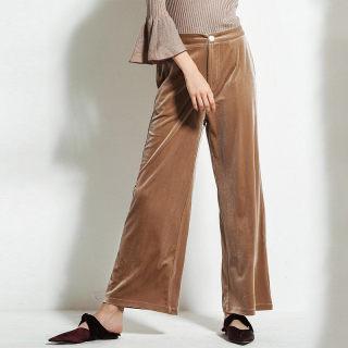 时尚个性直筒阔腿休闲长裤