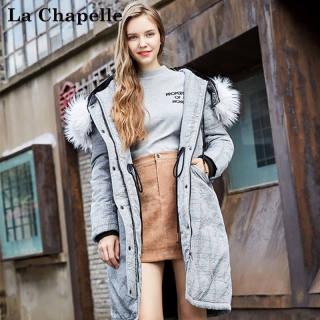 韩版新款冬季新韩版学生宽松显瘦中长款加厚棉衣女