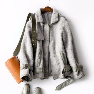 冬装女装2019冬新款冬装女装女款时尚简约气质外套