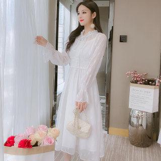 2020春季新款小香风新款潮流时尚连衣裙
