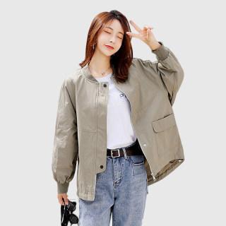 2020春季新款女装韩版宽松小个子风衣时尚百搭休闲春秋装短款外套