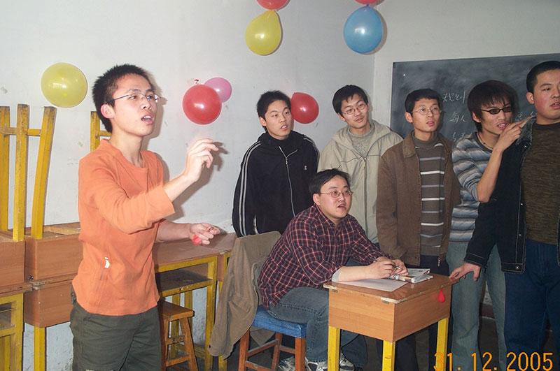 太原长城计算机学校课余文化生活