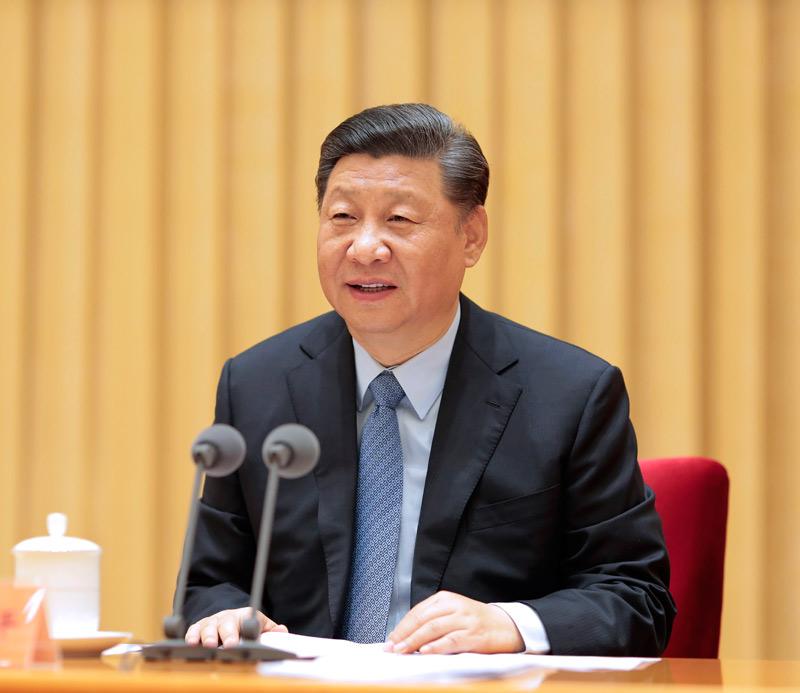 习近平出席全国公安工作会议并发表...