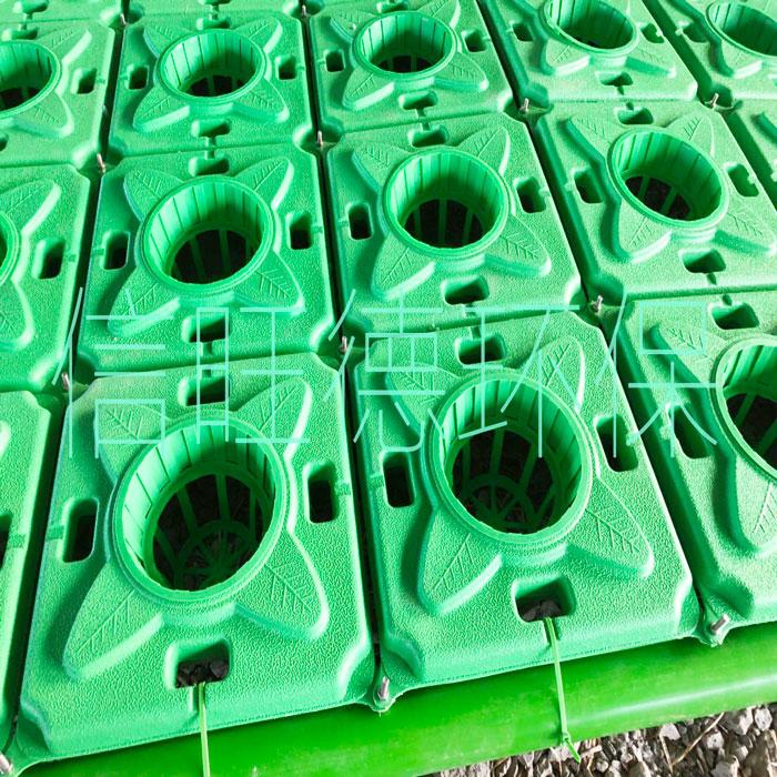 生态浮床施工方法介绍