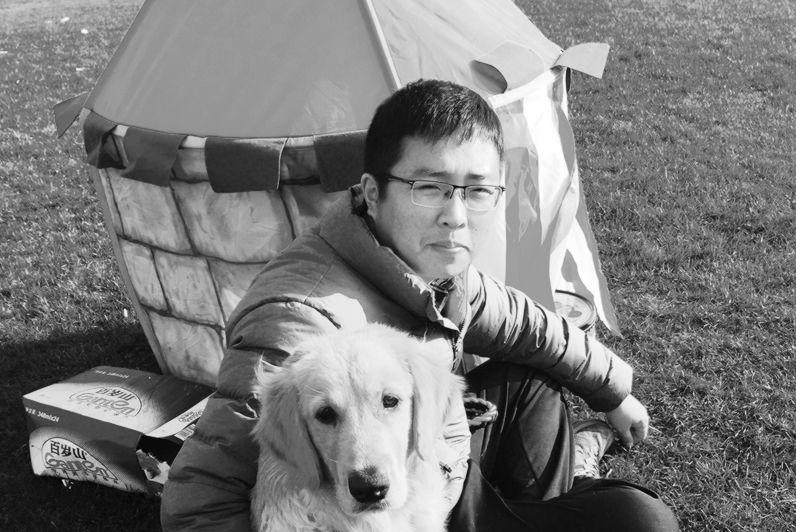 网页设计总监 Yang