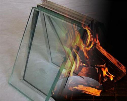 单片防火玻璃和钢化玻璃的性能...