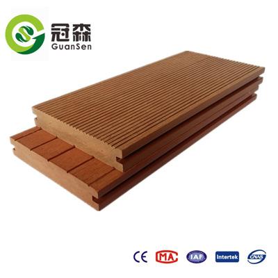 塑木实心地板GS140S25D