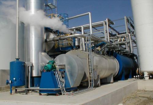 废水焚烧处理技术