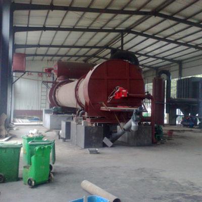 化工危险废弃物焚烧炉