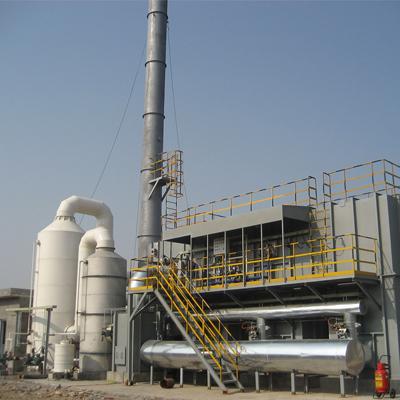 有机废气蓄热炉(RTO)