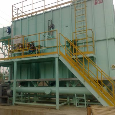 有机废气废液热力氧化烧炉