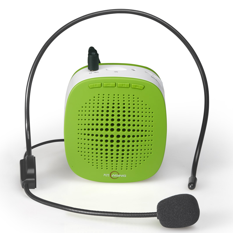 大行(ASiNG)小蜜蜂扩音器S1015绿