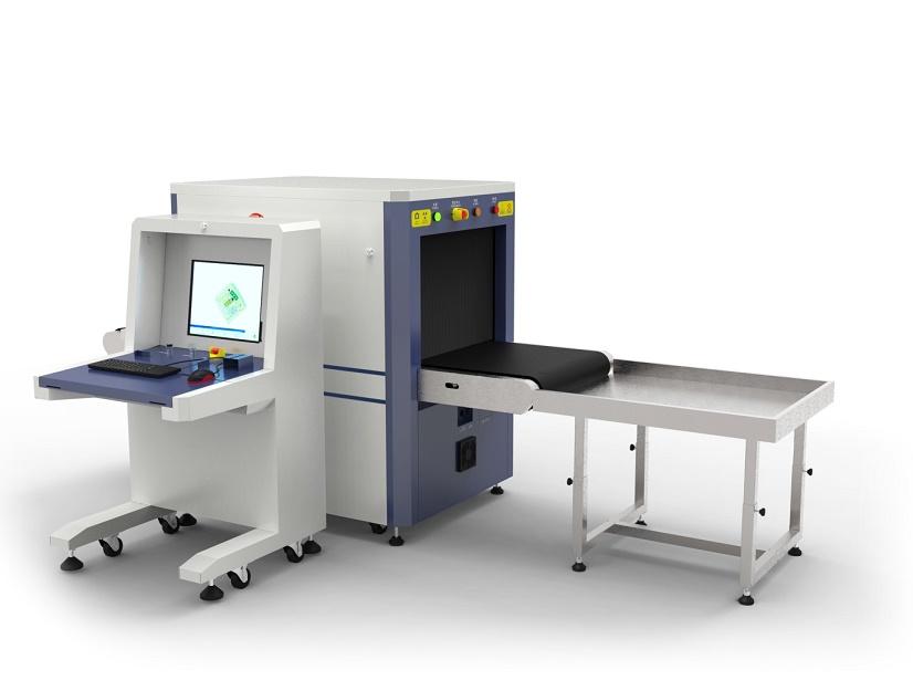 ZA6550 通道式X光安检机