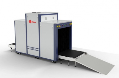 ZA100100 通道式X光安檢機