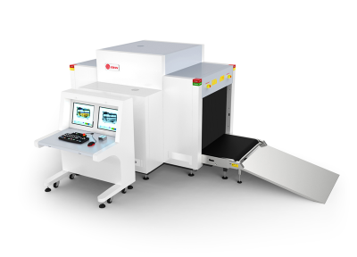 ZA10080D(双源双视角)通道式X光安检机