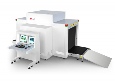 ZA100100D(雙源雙視角)通道式X光安檢機