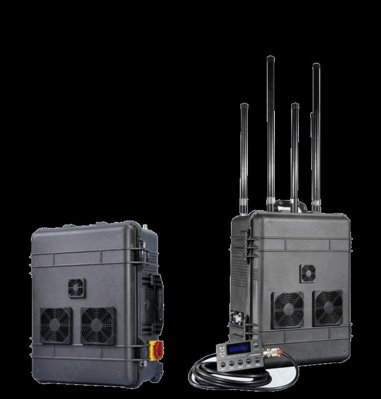 ZA-T型 便携式频率干扰仪