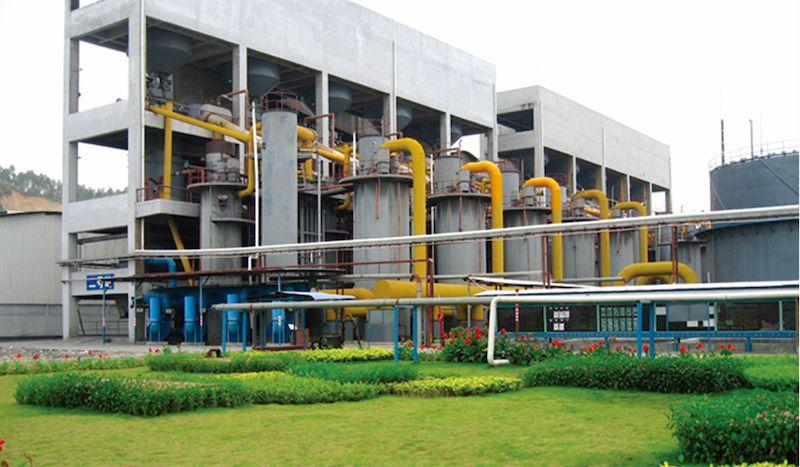 環保節能大型清潔燃氣站