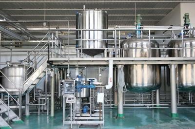 饮料行业纯水处理方案