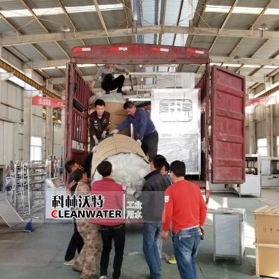 【发货】6吨300桶全套桶装水生产线设备