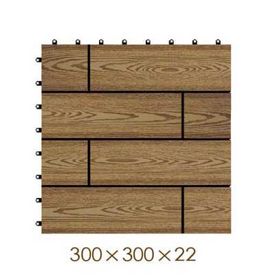 DIY拼接地板YQ06